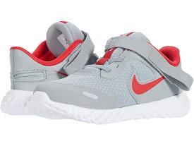 (取寄)ナイキ キッズ フライイーズ レボリューション 5 (インファント/トドラー) Nike Kids Flyease Revolution 5 (Infant/Toddler) Light Smoke Grey/University Red