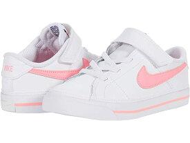 (取寄)ナイキ キッズ コート レガシー (インファント/トドラー) Nike Kids Court Legacy (Infant/Toddler) White/Sunset Pulse