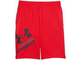 (取寄)アンダーアーマー ボーイズ キッズ プロトタイプ 2.0 ロゴ ショーツ (ビッグ キッズ) Under Armour Boy's Kids Prototype 2.0 Logo Shorts (Big Kids) Red/Black