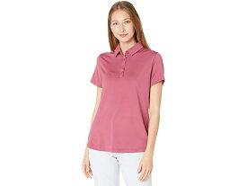 (取寄)アンダーアーマー レディース ジンジャー ショート スリーブ ポロ Under Armour Golf Women's Zinger Short Sleeve Polo Pink Quartz