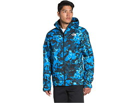 (取寄)ノースフェイス メンズ ミラートン ジャケット The North Face Men's Millerton Jacket Clear Lake Blue Digi Topo Print