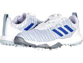 (取寄)アディダス ボーイズ コードカオス BOA (リトル キッズ/ビッグ キッズ) adidas Golf Boy's Codechaos BOA (Little Kid/Big Kid) White/Night Flash/Halo Blue