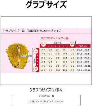 【ハイゴールド】硬式グラブ・グローブ二塁手・遊撃手心極和牛シリーズ野球●KKG-2006