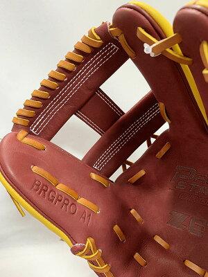 【ゼット】野球軟式グラブ内野手用二塁手・遊撃手用プロステイタスグローブ●BRGB30950-5800