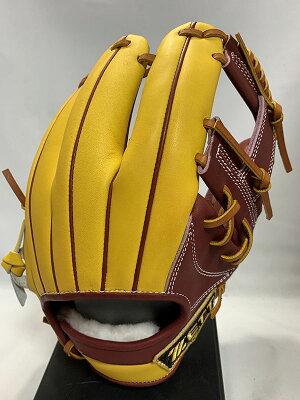 【ゼット】軟式グラブ内野手用今宮モデルプロステイタス野球グローブ●BRG-PRO-A-1