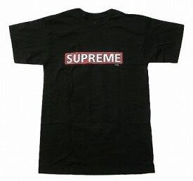POWELL PERALTA パウエル ペラルタ シュープリーム クラウン Tシャツ 黒ブラック