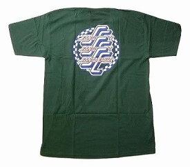 SANTACRUZ サンタクルーズ CHECK OGSC チェッカーSCロゴ Tシャツ フォレストグリーン
