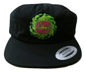 SLIME BALLS スライムボール SB LOGO STRAPBACK MID PROFILE HAT ストラップバック キャップ 黒 ブラック
