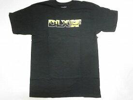DLXSF デラックス SKYLINE スカイライン Tシャツ 黒 ブラック