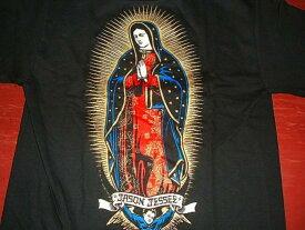 SANTACRUZ サンタクルーズ JASON JESSEE ジェイソンジェシー マリア Tシャツ 黒 ブラック