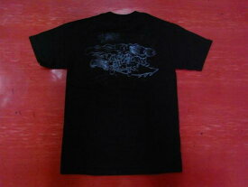 SANTACRUZ サンタクルーズ スケッチSLASHER スラッシャー  Tシャツ 黒