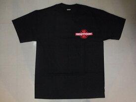 INDEPENDENT インディペンデント チェストOGBC Tシャツ 黒