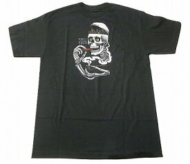 POWELL PERALTA パウエル CURB SKELLY カーブスケリー Tシャツ 黒 ブラック