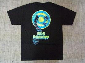 SANTACRUZ サンタクルーズ ROBROSCOPP ロブロスコップ3 Tシャツ 黒xターコイズxイエロー