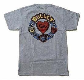 SANTA CRUZ サンタクルーズ BULLET POISON HEART バレットポイズンハート Tシャツ ライトブルー
