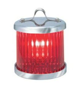 航海灯 第二種 紅灯 12V ( シグナルライト ) 小糸製作所 KOITO 新基準適用品
