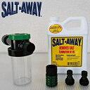 ソルトアウェイ エンジンフラッシングパッケージ 946ml KAWASAKI/SEADOO用 SALTAWAY 塩害腐食防止剤