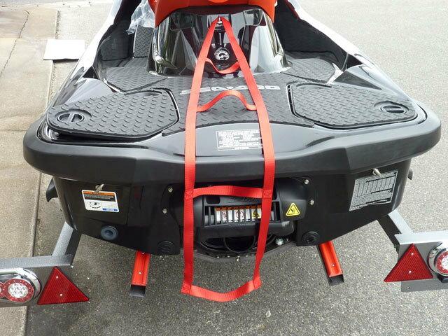 ストラップラダー PWC 水上オートバイ ジェットスキー ウエイクボート バックステップ ボート はしご 船舶