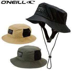 【O'NEILL/オニール】メンズサーフハット / 帽子 水陸両用 バケットハット あご紐付き 海水浴 ヨット アウトドア 日焼け防止 マリンスポーツ