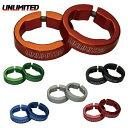 UL32003 UNLIMITED ロックグリップ用 オプションリング ロックリング 全6色 UNLIMITED アンリミテッド 水上バイク ジ…