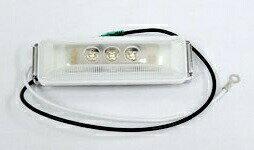 タイトジャパン TIGHTJAPAN LEDバックランプ スクエア 1215-00 MAXトレーラー部品 LEDランプ