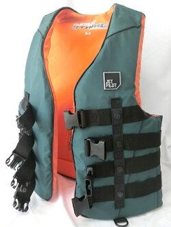 ジェットパイロットライフジャケットSTRIKE4バックルベストJetpilotジェットスキー水上オートバイJP72012017新作