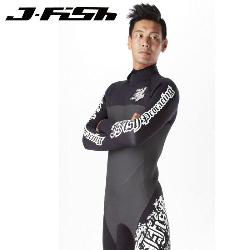 【SALE】セミドライスーツ ジェイフィッシュ メンズ SEMIDRY インナーシールド 防水 スキン ジェットスキー ウエットスーツ 防寒 秋冬