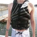 スリップリー SURGE3 ネオプレン ライフジャケット ウエットスーツ SLIPPERY JCI検査 ジェットスキー マリンジェット 水上バイク ウエイクボー...