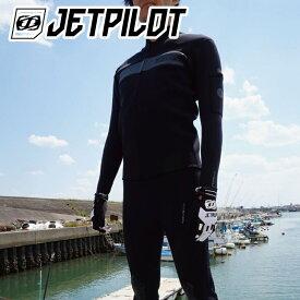【ポイント10倍】ジェットパイロット VENTURE ベンチャー 2018モデル スーツ ジャケット&ロングジョン 2点セット ウエットスーツ ジェットスキー JA8803