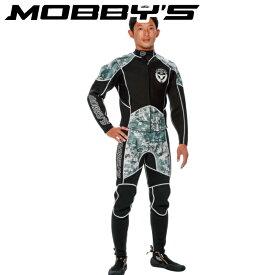 【SALE】モビーズ COMBAT ウエットスーツ JS-1400 メンズ ツーピース ジェットスキー PWC 男性 マリンウエア PWC