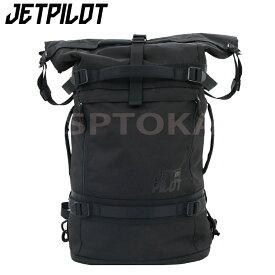 【2020新作】 ACS18305  ジェットパイロット VENTURE BACKPACK バックパック リュックサック 鞄 防水 ブラック アウトドア