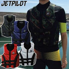 2019新作 JA19113ジェットパイロット ライフジャケット FREERIDE ネオベスト VEST JCI予備検査承認 メンズ ジェットスキーウエットスーツ