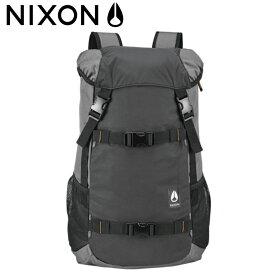 ニクソンNIXON LANDLOCK3 NC28132101-00 CONCRETE リュック バックパック スケボー サーフィン アウトドア BACKOAC