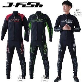 【2019新作】JWS-391ジェイフィッシュ エボリューション EVOLUTION ウエットスーツ メンズ ジェットスキー ツーピース コスパ 水上オートバイ