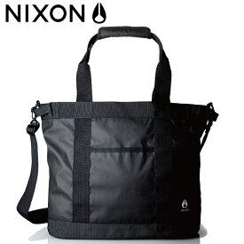 ニクソン NIXON TOTE DECOY BLACK トートバッグ NC2859000-00 ブラック 48L スケボー サーフィン 人気ブランド スクエア 鞄 カバン