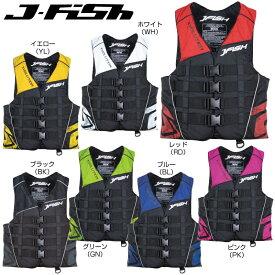 【2020新作】 JLV-401 ジェイフィッシュ エボリューション EVOLUTION ライフジャケット 水上バイク ジェットスキー PWC ブラックピンク