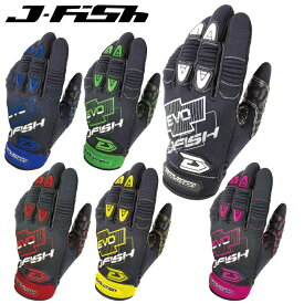 【2020新作】ジェイフィッシュ エボリューション EVOLUTION マリングローブ ジェットグローブ ネオプレン 水上バイク ジェットスキー J-FISH 手袋