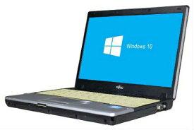 【送料無料】富士通 FMV-LIFEBOOK P772/G Windows10 64bit Core i5 3340M メモリー8GB HDD500GB 無線LAN DVDマルチ B5サイズ ノートパソコン【中古】【30日保証】4011535