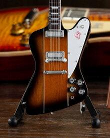 ミニチュア ギター ギブソン  Firebird V Vintage Sunburst AXE HEAVEN