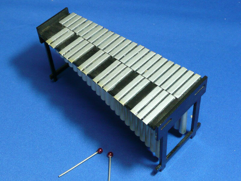 ■ミニチュア楽器 シロフォン