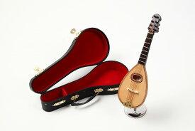 ■ミニチュア楽器 マンドリン 18cm
