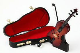 ■ミニチュア楽器 バイオリン 15cm