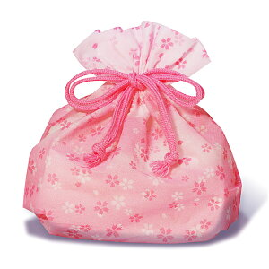 巾着米 さくら柄(山形県産コシヒカリ)750g 内祝い・お返し・粗品・販促品・プレゼント・ギフト・お祝い