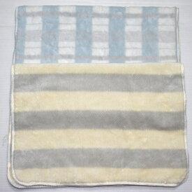 洗ってもふんわりペット用綿毛布[毛羽部分]5枚セット 柄・無地込