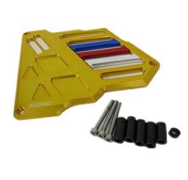 NMAX nmax NVX 155 [AEROX 155] CNC ラジエターコアガード 金