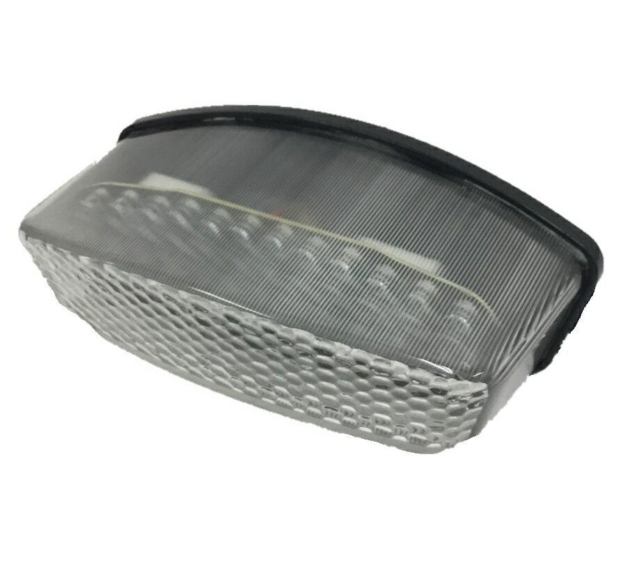 ducati モンスター 1000 900 750 400 S4R LEDテール ウインカー クリア
