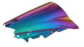 YZF-R25 R3 r25 ダブルバブル スクリーン イリジウム