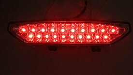 ZX-6R GTR1400 ZRX1200 DAEG LEDテール ウインカー クリア