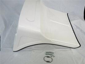 ジャイロ キャノピー 2スト 4スト全車  オーバーヘッドパネル 白