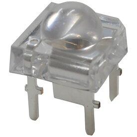 Kaito3205(100個) LED FLUX 5mm 赤色 2チップ 4300〜4500mcd